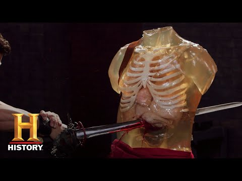Forged in Fire: The Schiavona Tests (Season 5, Episode 2)   History