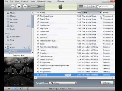 HOW TO ADDDELETE music from ipod