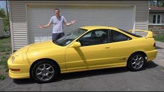 Вот почему Acura Integra Type R взлетает в цене