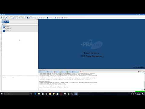 PBA pro 2 73 AFDX VL Activity UI Replay Reassemly true Test 04 AD