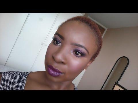 Berry Makeup - LA Colors Haute   T O N D I E thumbnail