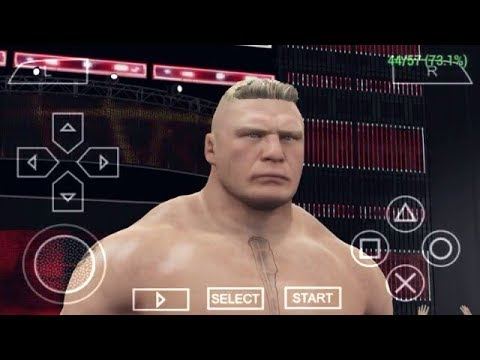 Wwe 2k15 Ppsspp Iso Game For Android Highly Compressed Only 250mb With Download Link Yt
