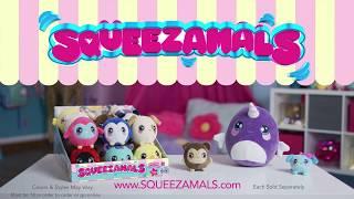 Squeezamals Commercial