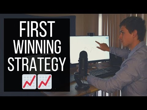 My First Profitable Forex Strategy: Full Strategy *REVEALED* 🏄📈