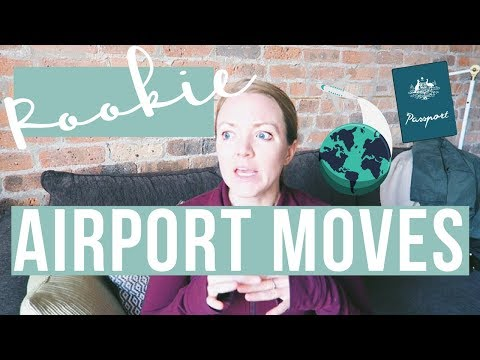 AIRPLANE TRAVEL TIPS FOR FIRST-TIME FLYERS | And My Airport Pet Peeves