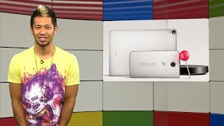 Googlicious - Google goes big with with Nexus 6 and Nexus 9