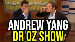 Andrew Yang on The Dr. Oz Show | Full Interview October 11th 2019