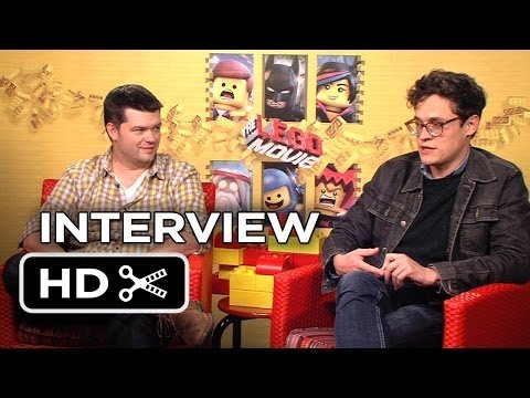The Lego Movie Interview - Phil Lord & Christopher Miller (2014) - Animated Movie HD Mp3