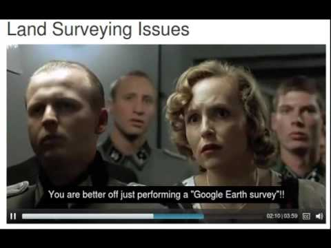 Land Surveying Issues