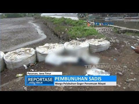 Geger Penemuan Mayat di Pelabuhan Pasuruan