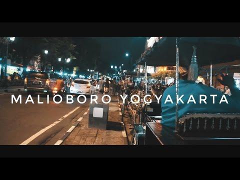Malioboro Yogyakarta   Sony a6000 cinematic test
