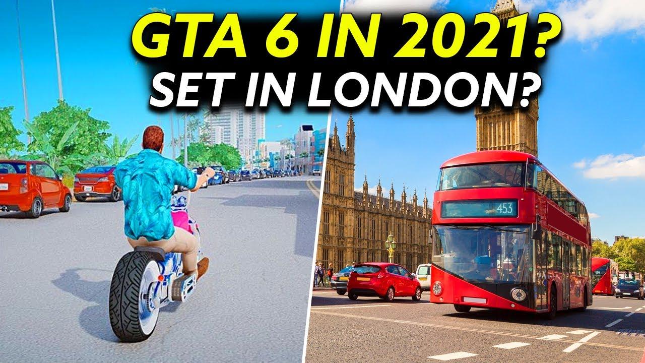 GTA 6 Coming in 2021? | GTA 6 Set in LONDON? | All *GTA 6* Leaks of Sept-Oct 2020 in ONE Video??