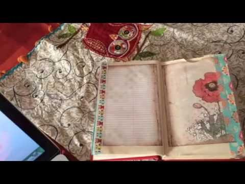 Combine Your Journal with Your Scrapbook with This Easy Technique