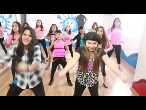 Dance Kidz - Putcha Body Down