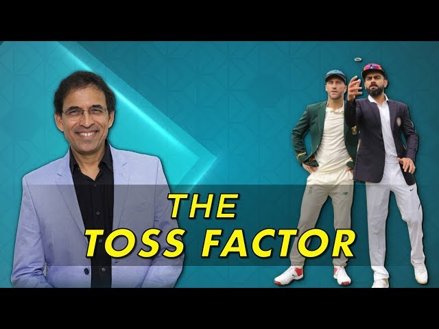 Should tosses be done away with in Tests? Harsha Bhogle has his say