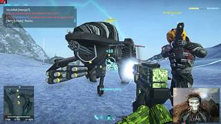 PLANETSIDE 2 - Even More BACKDOOR CARNAGE ...dam Cloaked bikes