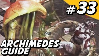God of War 4 Ascension Part 33 - Trial of Archimedes Guide - [HARDEST Chapter GOW4]