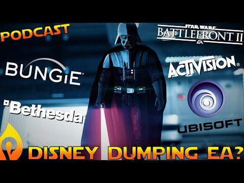 Is Disney Getting Rid of EA? What does it mean for Star Wars Battlefront 2?