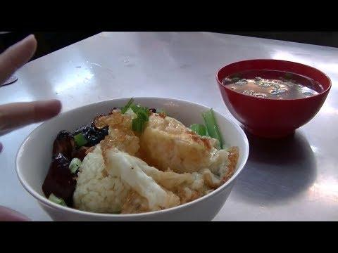 HONG KONG Style Char Siew Rice, Chan Meng Kee Restaurant, 20 July 2016