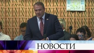 В Парламентской ассамблее Совета Европы рассматривают проект резолюции о полномочиях делегации РФ.