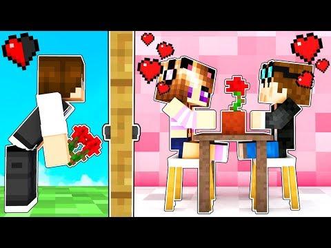 IL PRIMO APPUNTAMENTO di LYON E ANNA - Casa di Minecraft #6