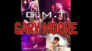 PHIL MANCA/GARY MOORE - MILITARY MAN - Gary Moore Tribute (1st live appearance)