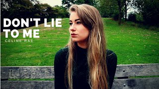 Barbra Streisand - Don't Lie To Me (Cover by Celine Rae)