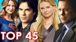 Top 45 Fall 2016 TV Shows
