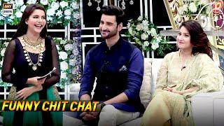Bachpan Aur Jawani Ki Eid Main Kya Change Aaya | Funny Chit Chat | Good Morning Pakistan