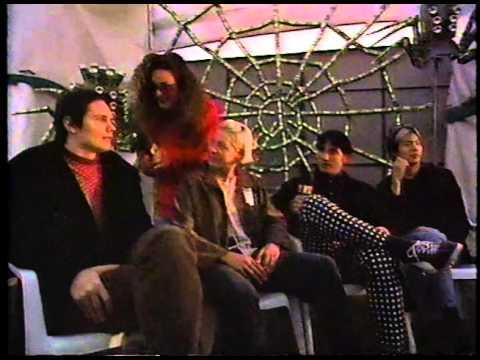 Smashing Pumpkins - MTV Interviews, Reading Festival 1995