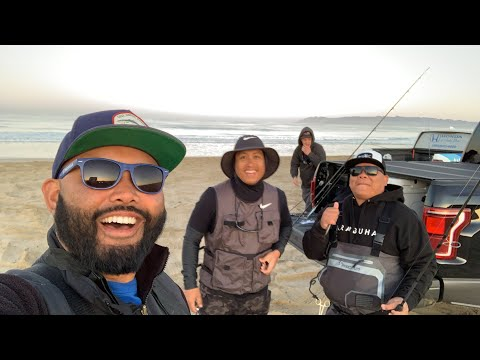 Live: Tournament Surf Fishing.... ALL DAY