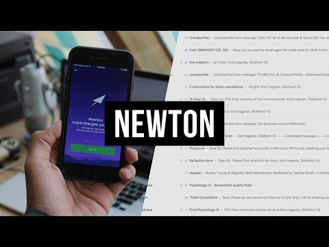 Newton Email Client Review *UNDO SEND EMAILS, READ RECEIPTS & MORE*