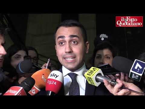 Tensione Italia-Francia, Di Maio: 'Vero che Parigi impedisce sviluppo Paesi africani'