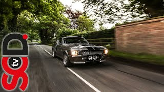 Eleanor Shelby Mustang GT500