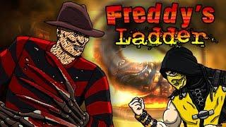 FREDDY KRUEGER PLAYS - Mortal Kombat 9 Komplete Edition (Gameplay W/ Scorpion) | MK9 PARODY!
