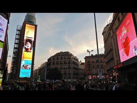 Grand Via i trg Callao