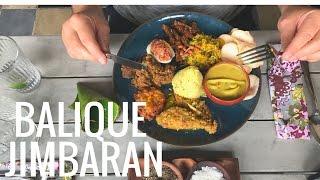Оригинальный Balique в Джимбаране || Рестораны Бали