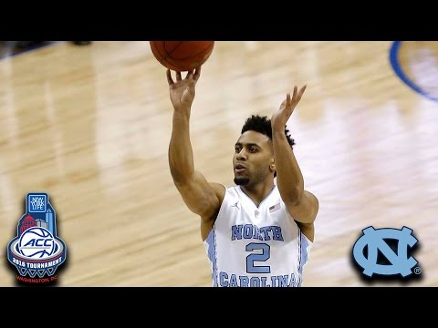 UNC Basketball 24-0 Run Puts Notre Dame Away In ACC Tournament Semifinal