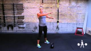 Unapologetically Powerful Demo: Kettlebell One-Handed Swing