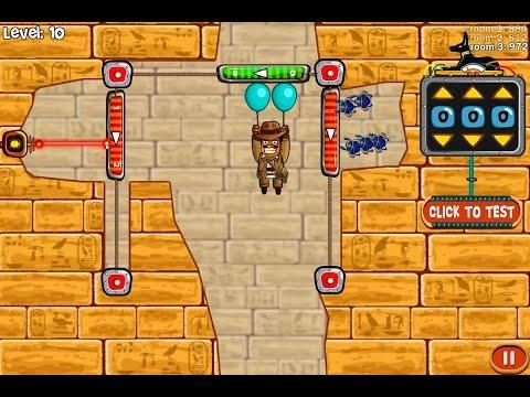 Amigo Pancho 7 and Treasures of Tutankhamun -- Level 10 Walkthrough