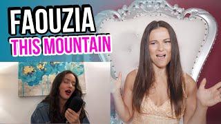 Download Lagu Vocal Coach Reacts to Faouzia - This Mountain mp3