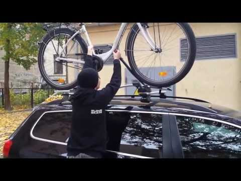 thule rapid system 753 fitting instructions