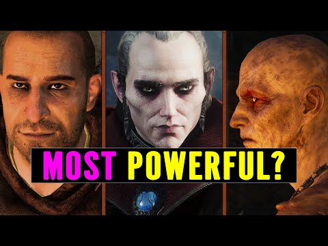 5 Most POWERFUL Individuals In The Witcher 3: Wild Hunt