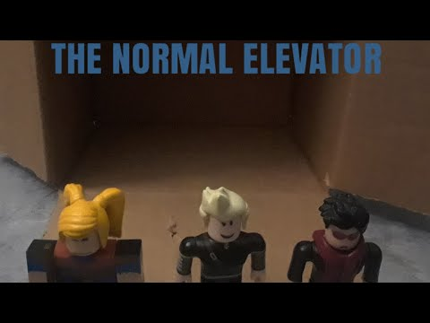 Normal Elevator Roblox In Real Life Inspired By Skeleton Slasher
