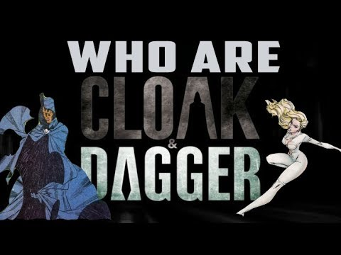 Download Origin of Cloak and Dagger - History of Tandy and Tyrone!