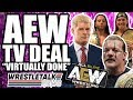 WWE Cancel AEW Match! All Elite Wrestling US TV Deal