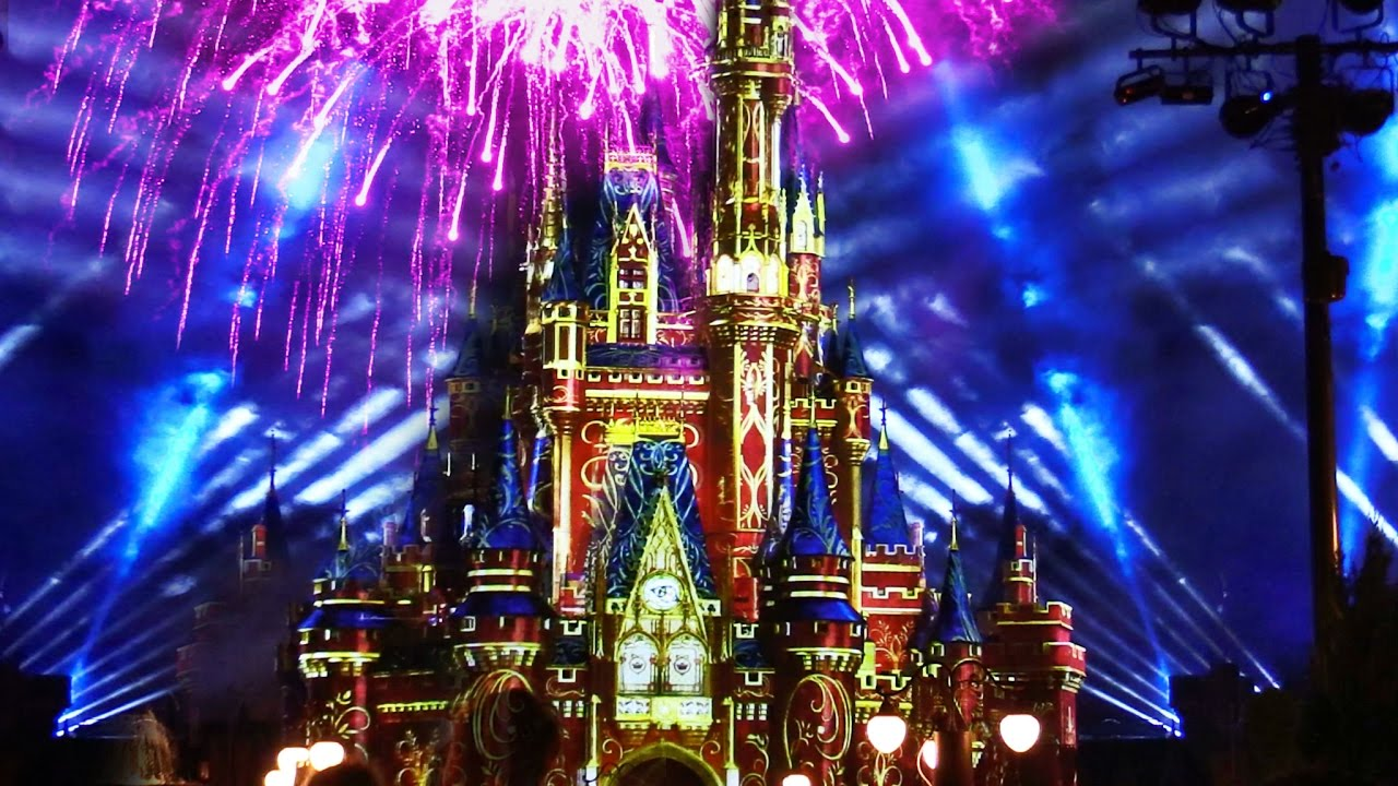 Image result for magic kingdom happily ever after