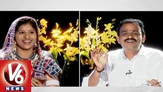 maatakari mangli with folk singer jedala ramesh janapadam v6 news