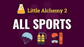 Little Alchemy 2 AĻL SPORTS