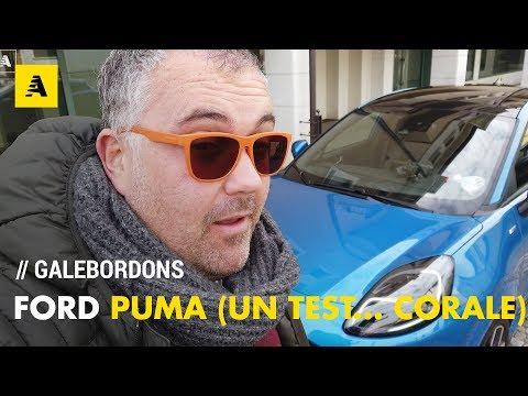 """Ford Puma   Ecco la """"prima"""" elettrificata del 2020 di Ford"""